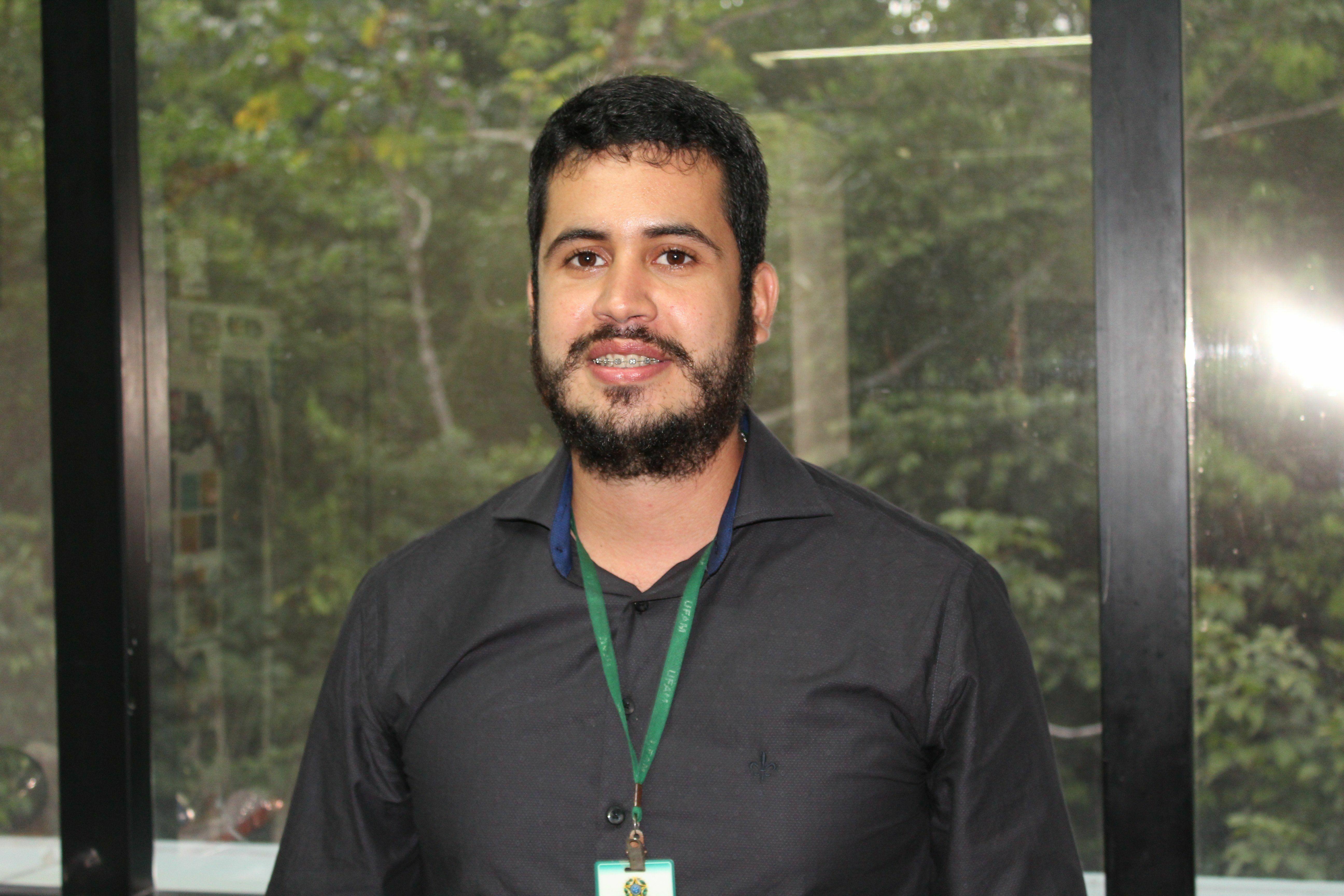 Thiago Maciel, professor e coordenador do Curso de Fisioterapia, ISB/Campus Coari